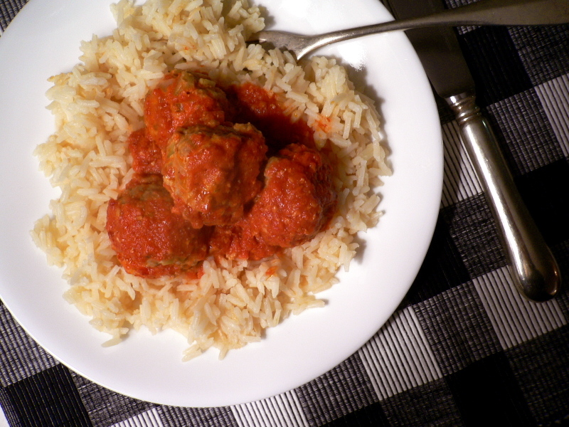 Diana Kennedy's Meatballs in Tomato and Chipotle Sauce - The Wednesday ...