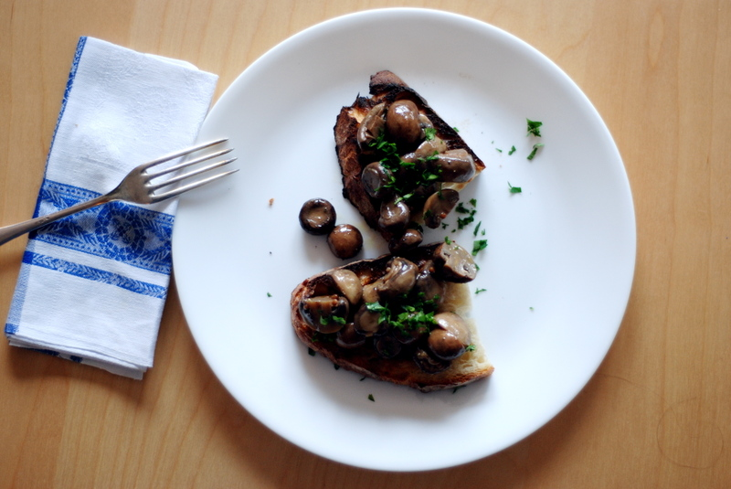 James petersons mushrooms la grecque the wednesday chef and a honorary membership to the slow food movement may be all well and good but give me quick something out of nothing meals that come together forumfinder Images