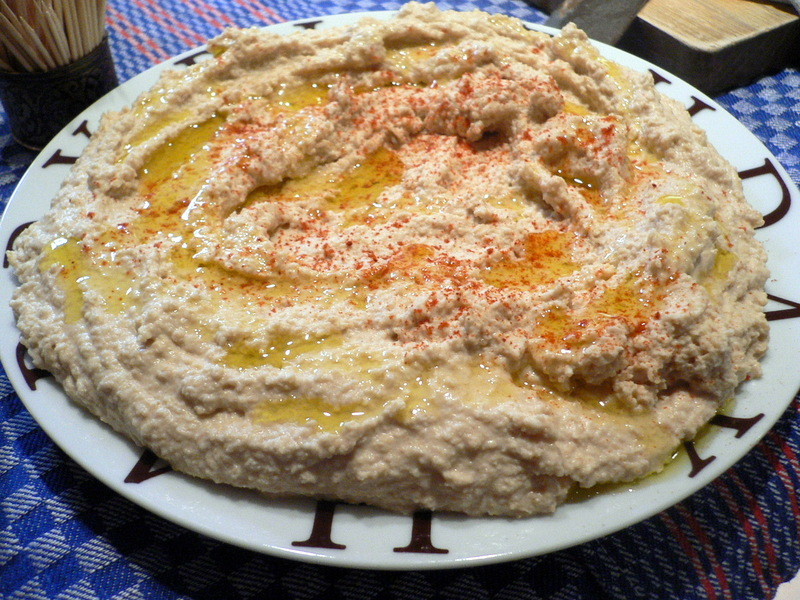 Paula Wolfert's Hummus - The Wednesday Chef