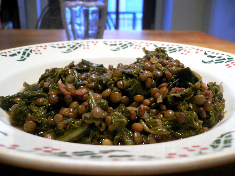 recipe: simple collard greens recipe vinegar [39]